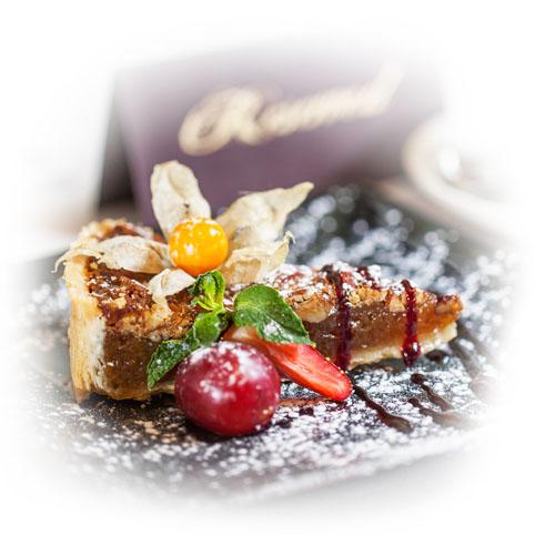 Пирог  «Бурбон-Пекан»