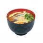Сырно-сливочный суп с угрем