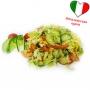 Летний овощной салат с Песто