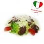 Горячий салат с говяжьей вырезкой
